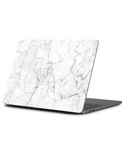 White Marble Apple MacBook Pro 13-inch Skin