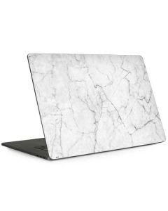 White Marble Apple MacBook Pro 15-inch Skin