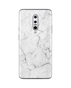 White Marble OnePlus 7 Pro Skin
