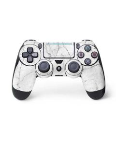 White Marble PS4 Pro/Slim Controller Skin