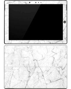 White Marble Surface 3 Skin