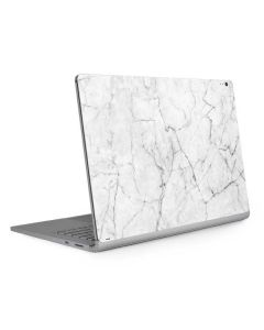 White Marble Surface Book 2 13.5in Skin
