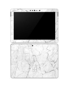 White Marble Surface Go Skin