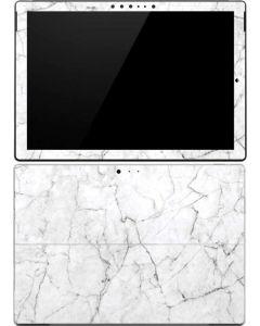 White Marble Surface Pro 4 Skin