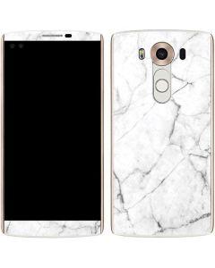 White Marble V10 Skin