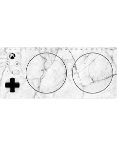 White Marble Xbox Adaptive Controller Skin