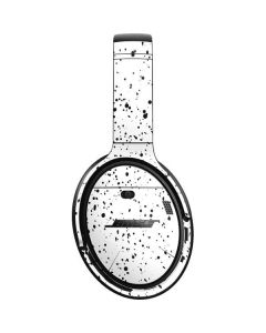 White Speckle Bose QuietComfort 35 II Headphones Skin