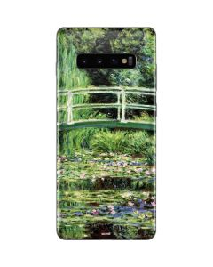 White Waterlilies, 1899 Galaxy S10 Plus Skin