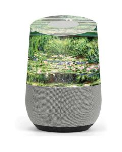 White Waterlilies, 1899 Google Home Skin