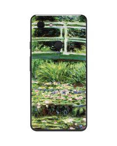 White Waterlilies, 1899 Google Pixel 3 XL Skin