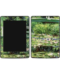 White Waterlilies, 1899 Amazon Kindle Skin