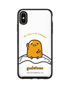 Who Wants To Be Gudetama Otterbox Symmetry iPhone Skin