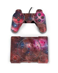 Widefield View of Orion Nebula and Horsehead Nebula PlayStation Classic Bundle Skin
