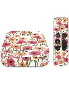 Wild Garden Apple TV Skin