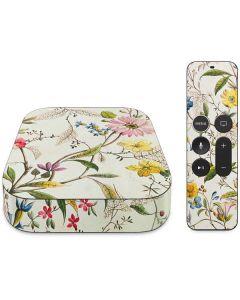 Wildflowers by William Kilburn Apple TV Skin