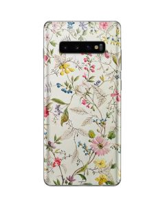 Wildflowers by William Kilburn Galaxy S10 Plus Skin