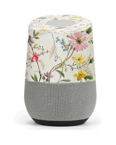 Wildflowers by William Kilburn Google Home Skin