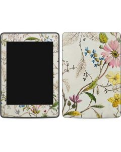 Wildflowers by William Kilburn Amazon Kindle Skin