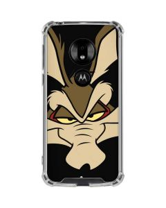 Wile E. Coyote Moto G7 Play Clear Case