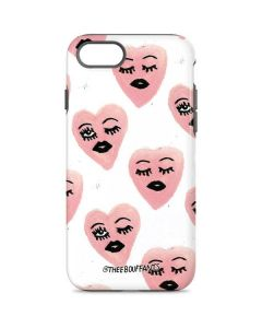 Winking Hearts iPhone 8 Pro Case