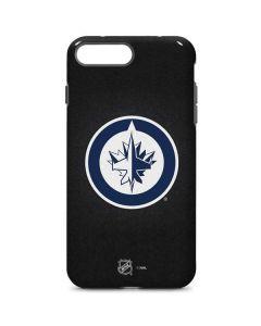 Winnipeg Jets Black Background iPhone 8 Plus Pro Case