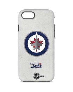 Winnipeg Jets Distressed iPhone 8 Pro Case