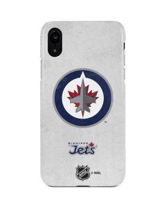 Winnipeg Jets Distressed iPhone XR Lite Case