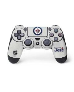 Winnipeg Jets Distressed PS4 Pro/Slim Controller Skin