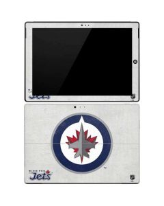 Winnipeg Jets Distressed Surface Pro 3 Skin