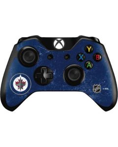 Winnipeg Jets Distressed Xbox One Controller Skin