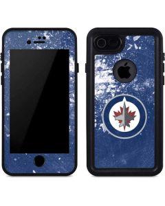 Winnipeg Jets Frozen iPhone 7 Waterproof Case