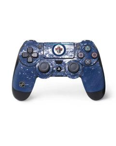 Winnipeg Jets Frozen PS4 Pro/Slim Controller Skin