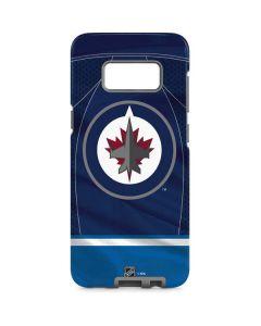 Winnipeg Jets Jersey Galaxy S8 Pro Case