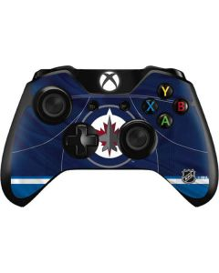 Winnipeg Jets Jersey Xbox One Controller Skin