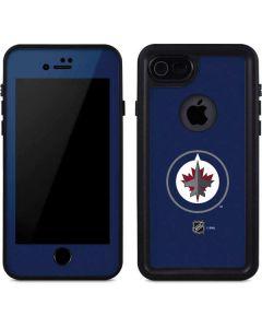 Winnipeg Jets Logo iPhone 8 Waterproof Case