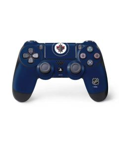 Winnipeg Jets Logo PS4 Controller Skin
