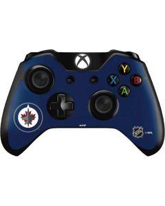 Winnipeg Jets Logo Xbox One Controller Skin