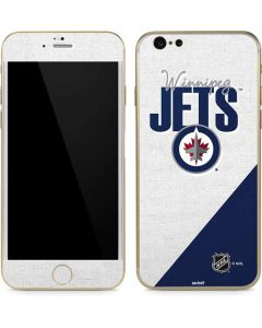 Winnipeg Jets Script iPhone 6/6s Skin