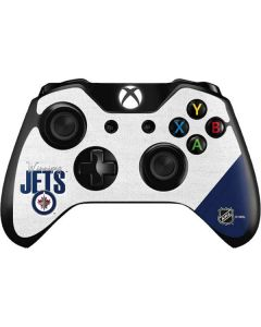 Winnipeg Jets Script Xbox One Controller Skin