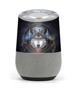 Wolf Symbols Google Home Skin