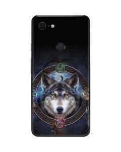 Wolf Symbols Google Pixel 3 XL Skin