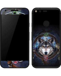 Wolf Symbols Google Pixel Skin