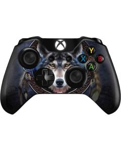Wolf Symbols Xbox One Controller Skin