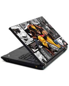 Wolverine Comic Strip Lenovo T420 Skin