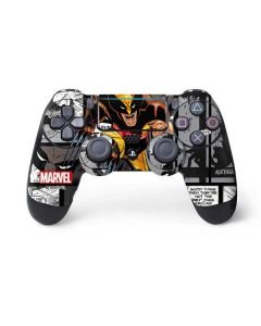 Wolverine Comic Strip PS4 Pro/Slim Controller Skin
