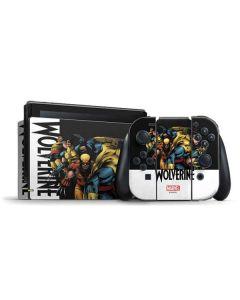 Wolverine Eras Nintendo Switch Bundle Skin