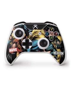 Wolverine Eras Xbox One S Controller Skin