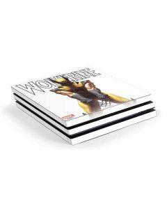 Wolverine Flex PS4 Pro Console Skin
