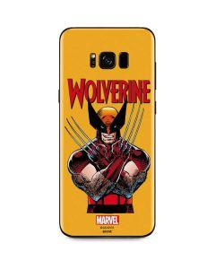 Wolverine Galaxy S8 Skin