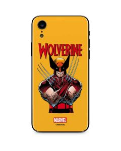 Wolverine iPhone XR Skin